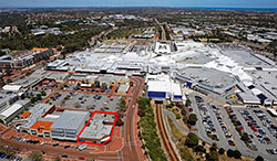 QUADRANT LANDS IN JOONDALUP WITH CBD BUY